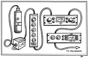 Recording Unhinged: Illustrated By Sylvia Massy